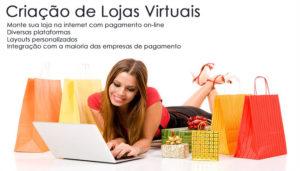 Desenvolvimento de Loja virtual